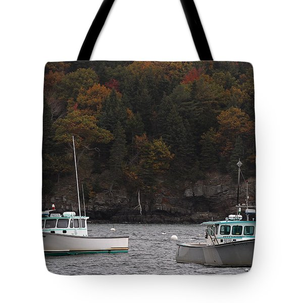 Poseidon and Eagle Tote Bag by Juergen Roth