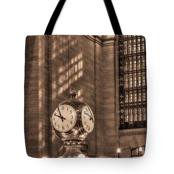 Precious Time Tote Bag by Susan Candelario