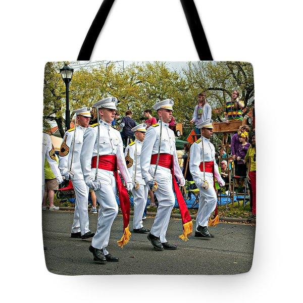 Precisely Tote Bag by Steve Harrington