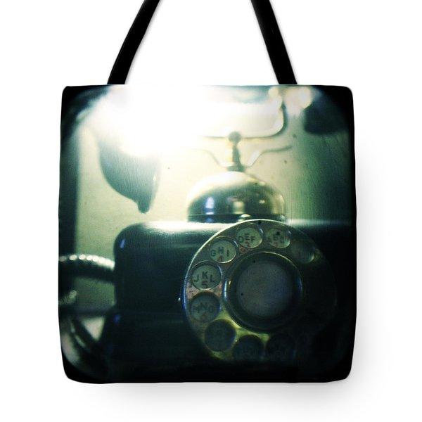 Predecessor Tote Bag by Andrew Paranavitana