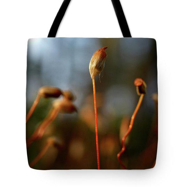 Press Conference Tote Bag by Jouko Lehto
