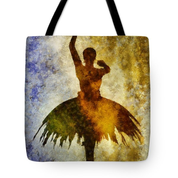 Prima 1 Tote Bag by Angelina Vick