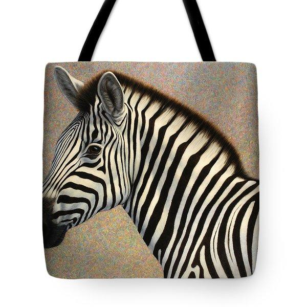 Principled Tote Bag by James W Johnson