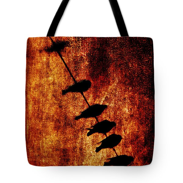 Prophets Tote Bag by Andrew Paranavitana