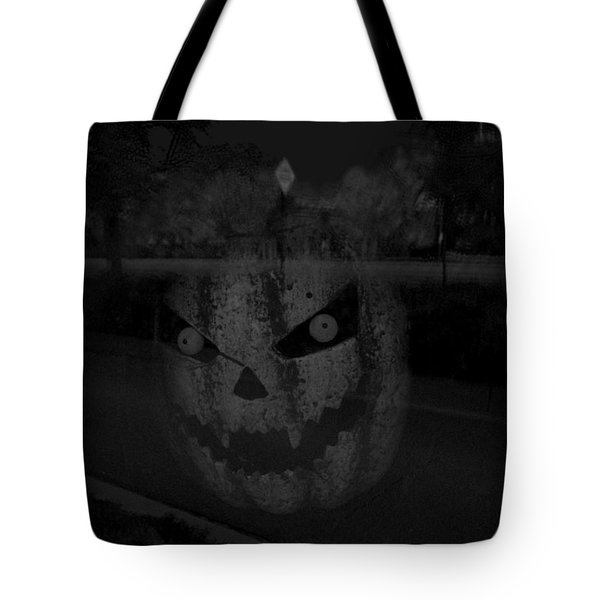 Punkinhead Tote Bag by David Pantuso