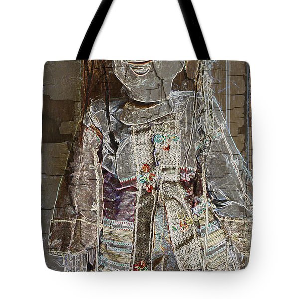 Puppet Fantasy Tote Bag by Mick Anderson