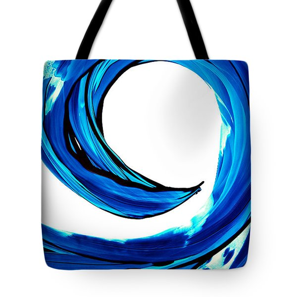 Pure Water 203 Tote Bag by Sharon Cummings