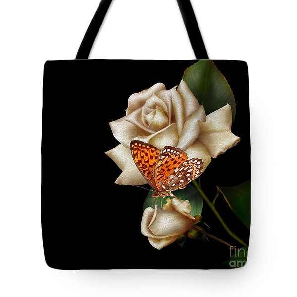 Purity Tote Bag by Cheryl Young