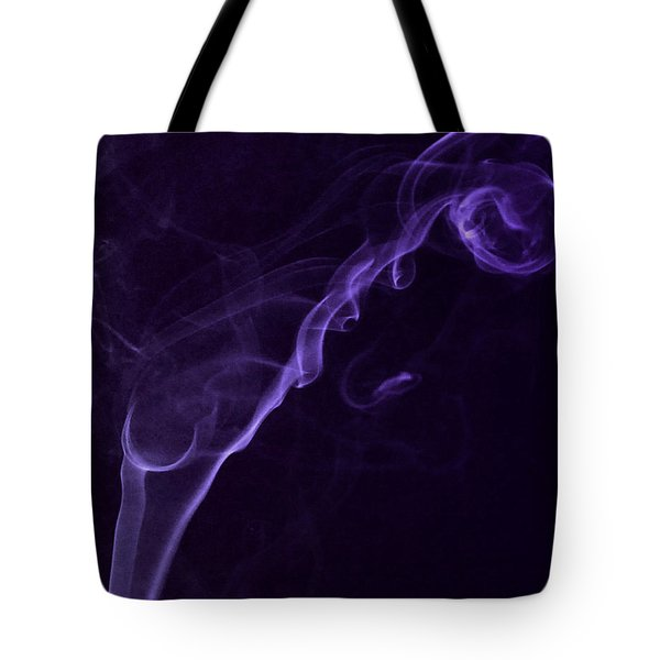 Purple Haze Tote Bag by Paul Ward