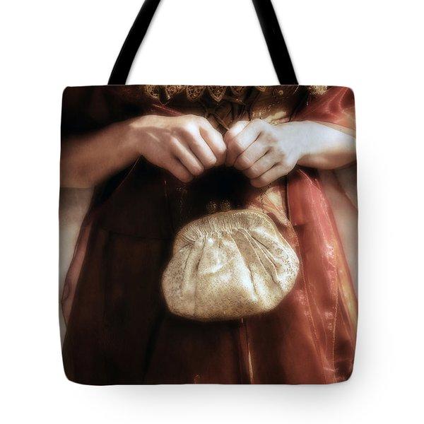 Purse Tote Bag by Joana Kruse