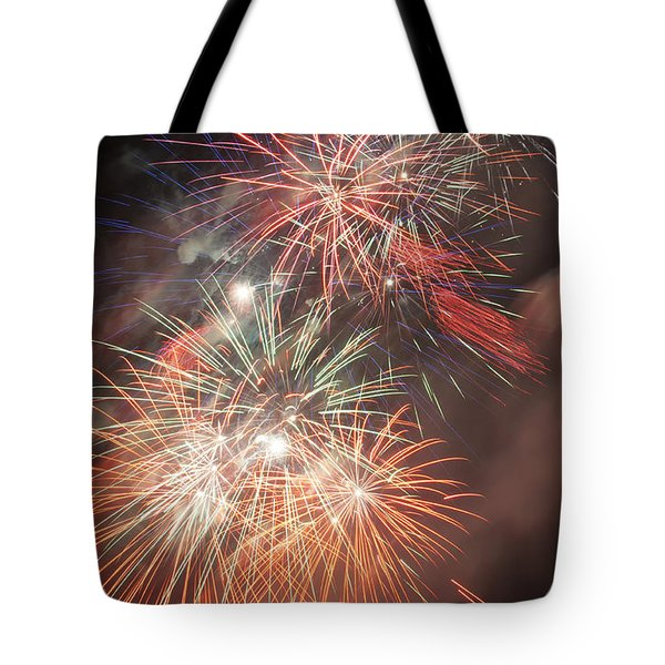Pyros Dream Tote Bag by Glenn Gordon
