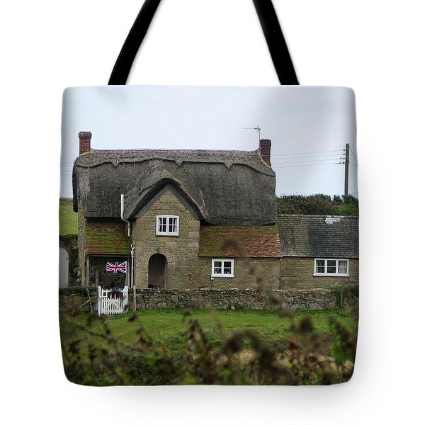 Quintessential England Tote Bag by Carla Parris