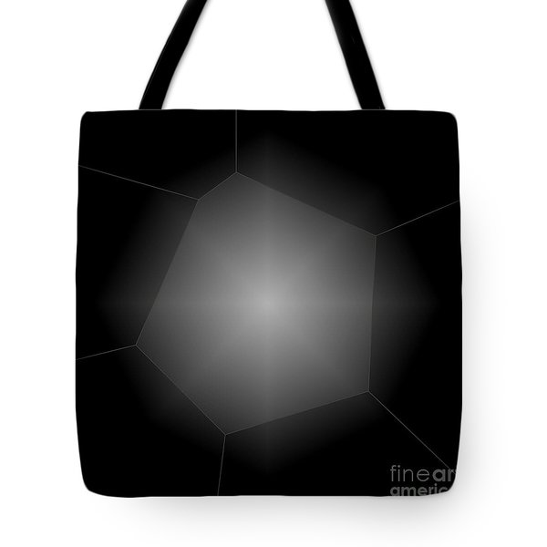 Radiance - Abstract Art Tote Bag by Carol Groenen