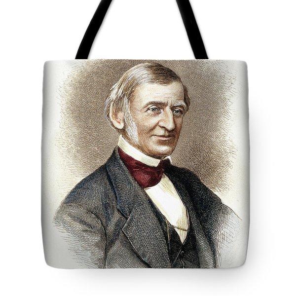 Ralph Waldo Emerson   Tote Bag by Granger