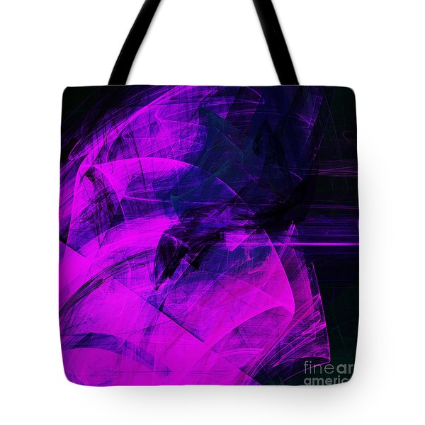 Rapture . A120423.936 Tote Bag by Wingsdomain Art and Photography