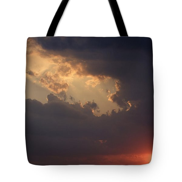 Reach For The Sky 5 Tote Bag by Mike McGlothlen
