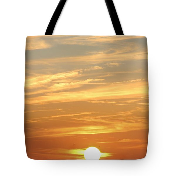 Reach For The Sky 6 Tote Bag by Mike McGlothlen