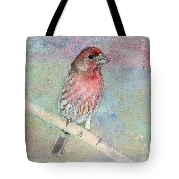 Ready To Sing My Song Tote Bag by Betty LaRue