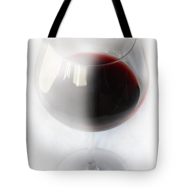 Red Wine Tote Bag by Kume Bryant