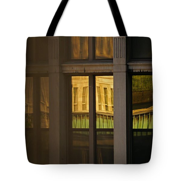 Reflected Tote Bag by Aimelle