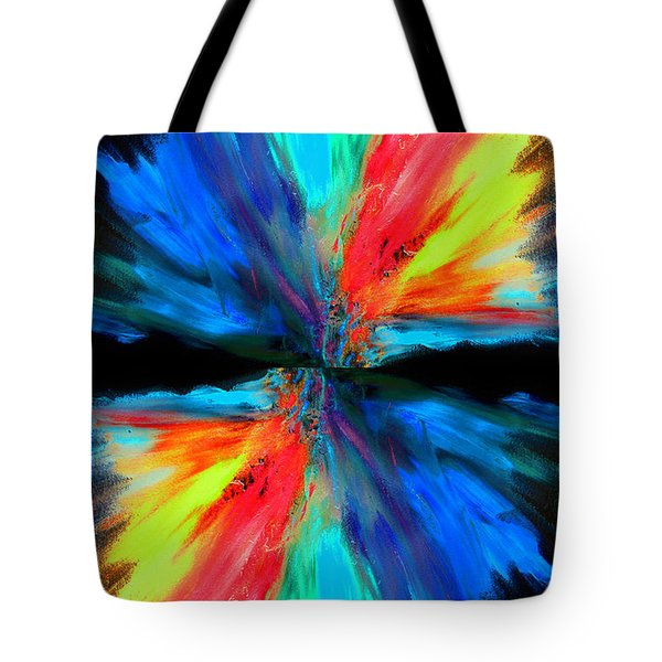 reflection Tote Bag by Sumit Mehndiratta