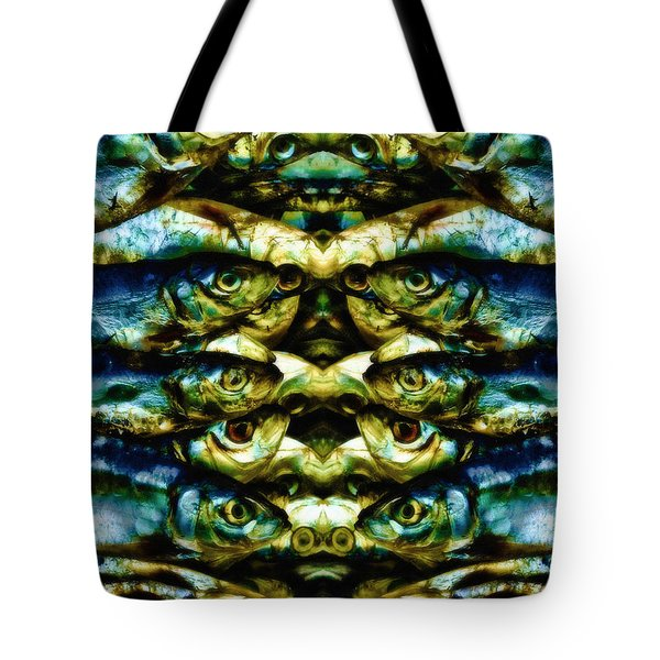 Reflections 2 Tote Bag by Skip Nall