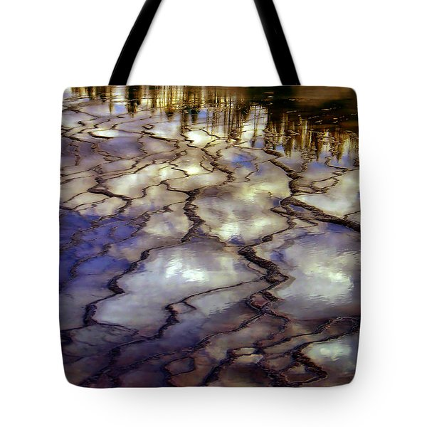 Reflections Tote Bag by Ellen Heaverlo