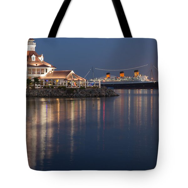 Reflections Of Summer Tote Bag by Heidi Smith