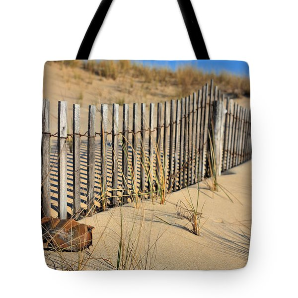 Rehoboth Beach Tote Bag by JC Findley