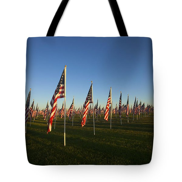 Remember 911 Tote Bag by Mike  Dawson