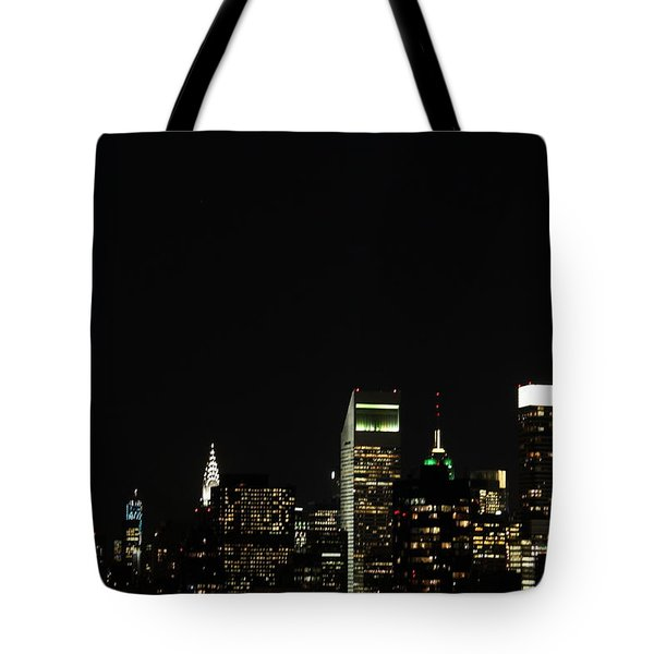 Remember September 11th Tote Bag by Catie Canetti
