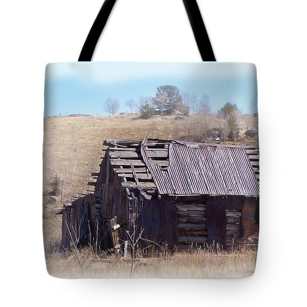 Remember When Tote Bag by Ernie Echols