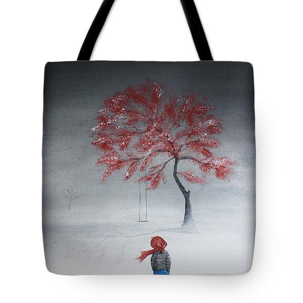Remembering Summer Tote Bag by Gray  Artus