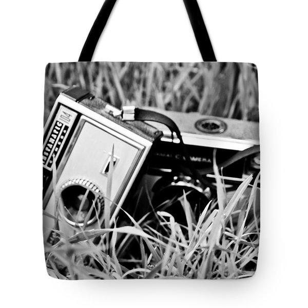 Remembering the way it was Tote Bag by Nomad Art And  Design