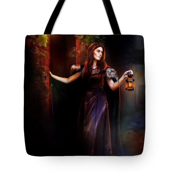 Rendevouz Tote Bag by Mary Hood