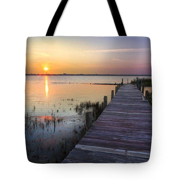 Renewal Tote Bag by Debra and Dave Vanderlaan