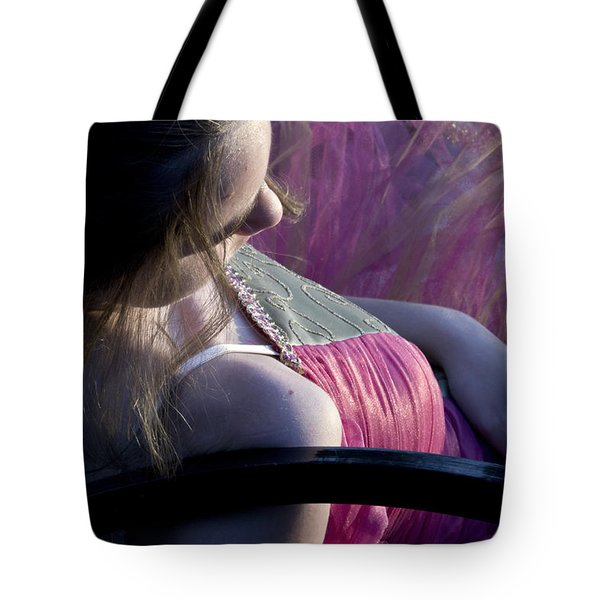 Repose Tote Bag by Angelina Vick