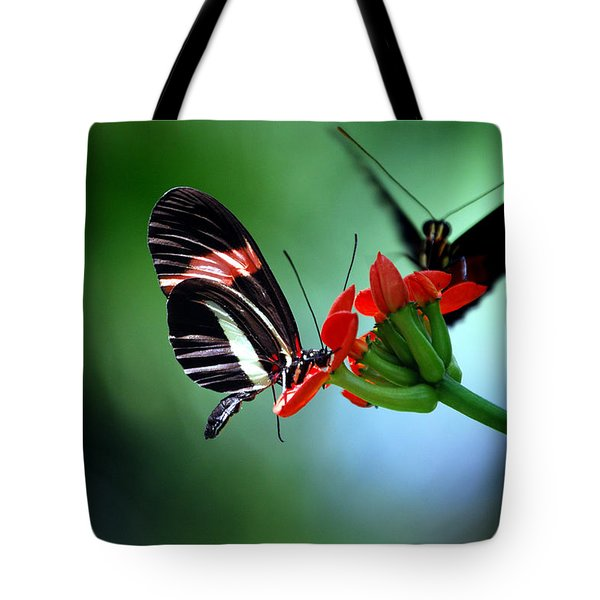Reservations For Two Tote Bag by Skip Willits