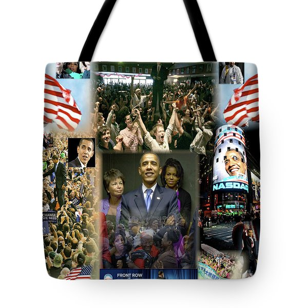 Respectfully Yours..... Mr. President 2 Tote Bag by Terry Wallace