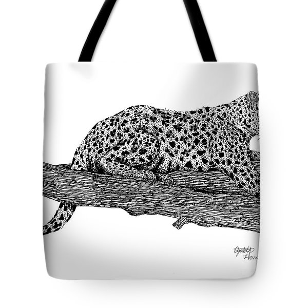 Resting Days Tote Bag by Elizabeth Harshman