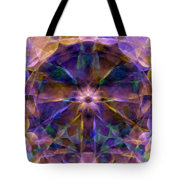 Return To Innocence Tote Bag by Angelina Vick