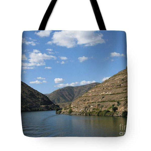 Ripples On The Water Tote Bag by Arlene Carmel