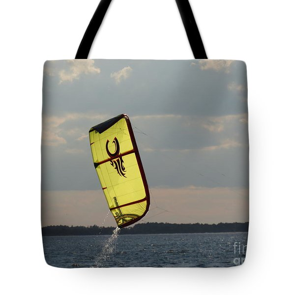 Rise From The Depths Tote Bag by Rrrose Pix