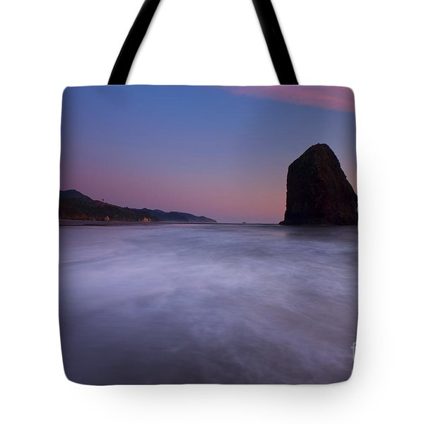 Rising Tide Tote Bag by Mike  Dawson