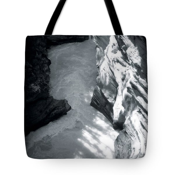 River Fall Part 2 Tote Bag by Marcin and Dawid Witukiewicz