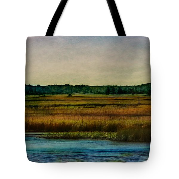 River Of Grass Tote Bag by Judi Bagwell