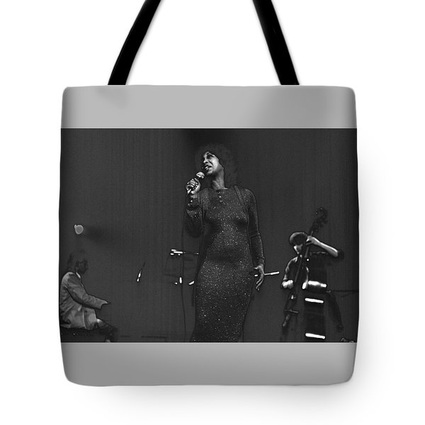Roberta Sweed Tote Bag by Dragan Kudjerski