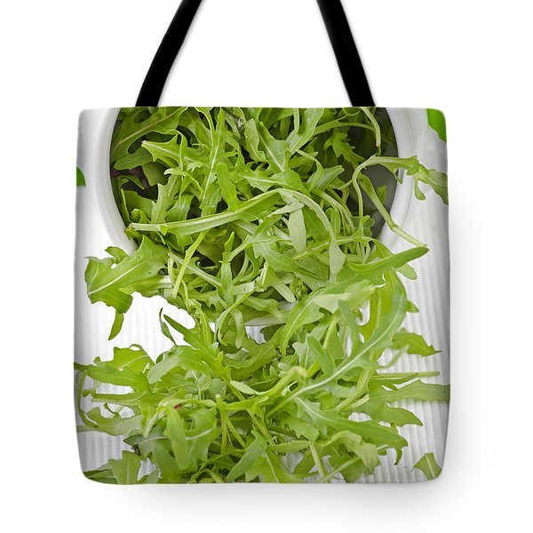 Rocket Tote Bag by Joana Kruse
