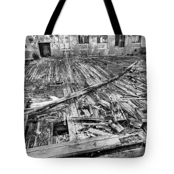 Roger Was Here Tote Bag by JC Findley