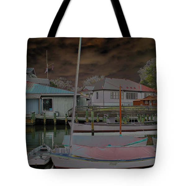 Rolling In Tote Bag by Carolyn Stagger Cokley